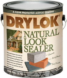 סילר לאבן ובטון בגימור מט Natural Look Sealer