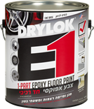 E1 Epoxy Floor Paint